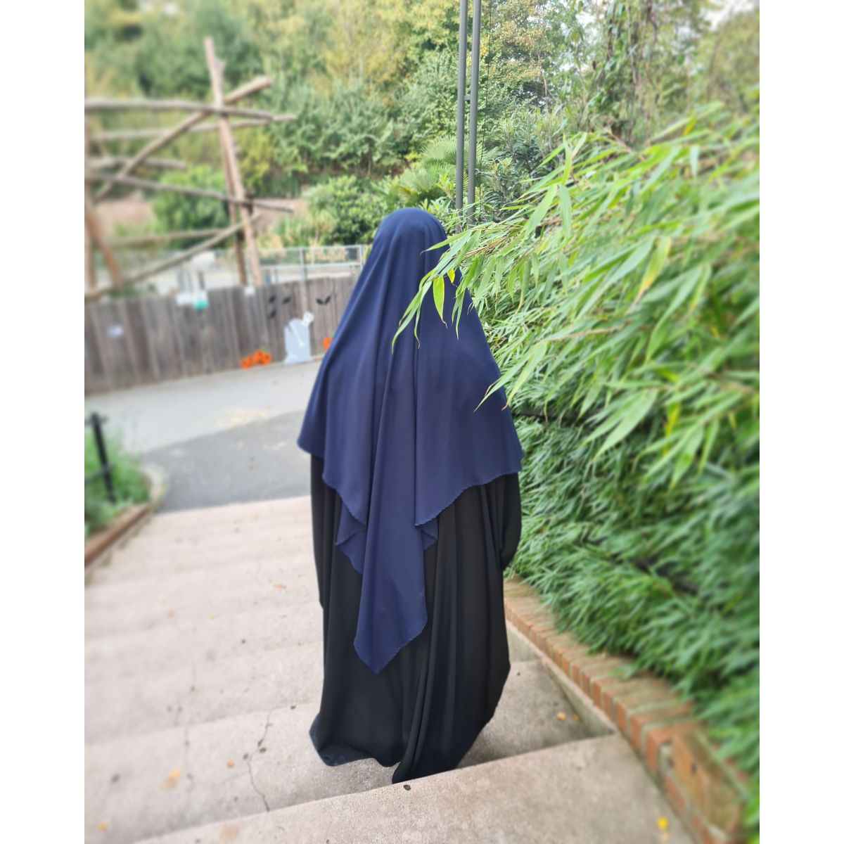 Khimar pointu FACE