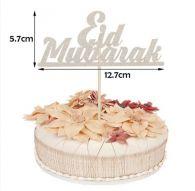 Cake Topper 3id mubarak