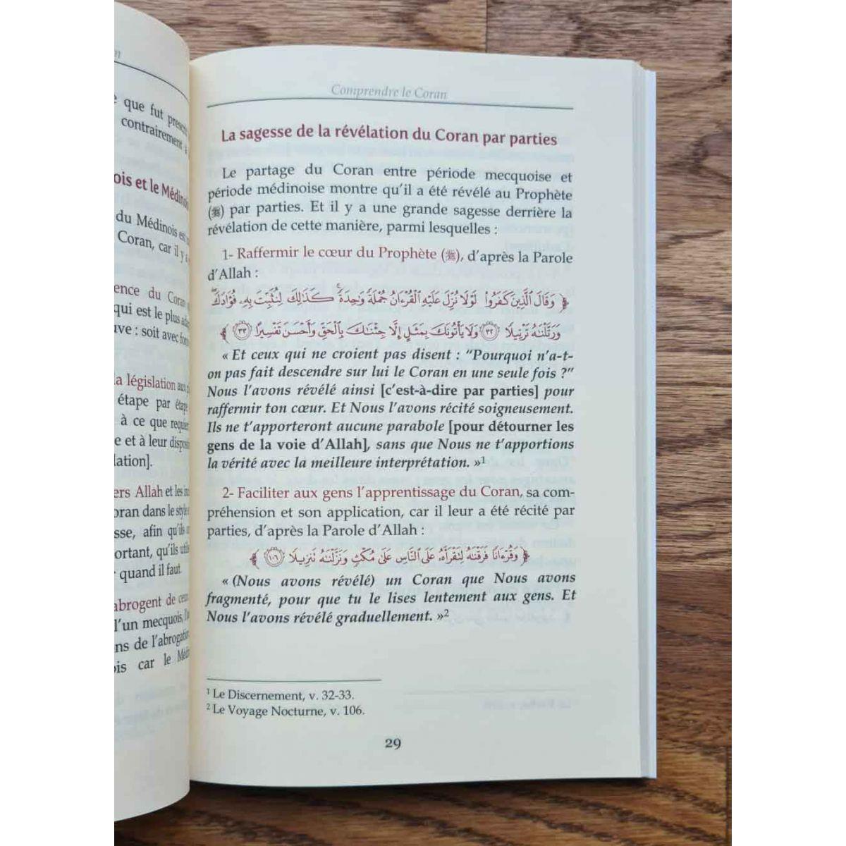 Comprendre le Coran - Cheikh Muhammad Salih Al-Uthaymîn